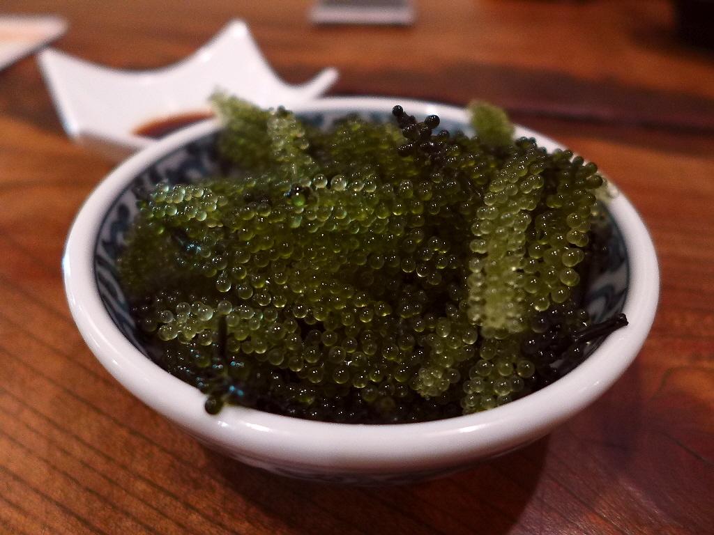 Mのディナー 本格沖縄料理がお手軽にいただける人気店! 南船場 「えなっく」
