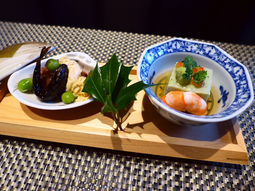 Mのディナー 高級店でお手軽に美味しい料理が楽しめます! 北区中之島 「奈良 十三屋」