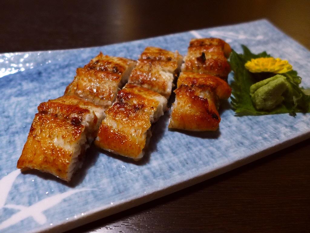 Mのディナー 関西地焼鰻の老舗の伝統と技を伝える名店で超絶品鰻のフルコース! 高槻市 「旬菜旬魚 きくの」