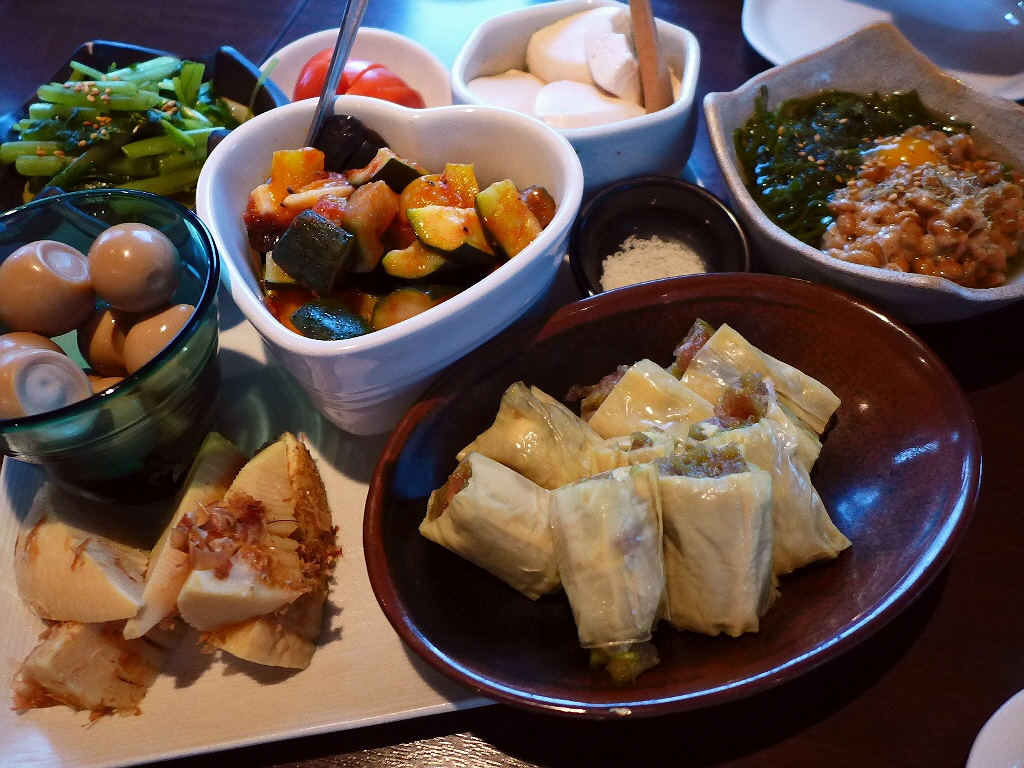 Mのディナー 何を食べても旨い天5の創作料理の隠れ家! 天神橋5 「和菜厨房 暖」