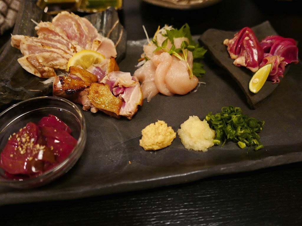 Mのディナー 全国各地のこだわりのブランド鶏を使ったおお値打ち料理がリーズナブルに楽しめます! 福島区 「鶏家 六角鶏 野田阪神店」