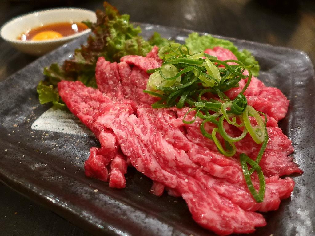 Mのディナー 絶品お肉料理が堪能できるお値打ちの飲み放題付きコース! 南船場 「南船場 御肉」