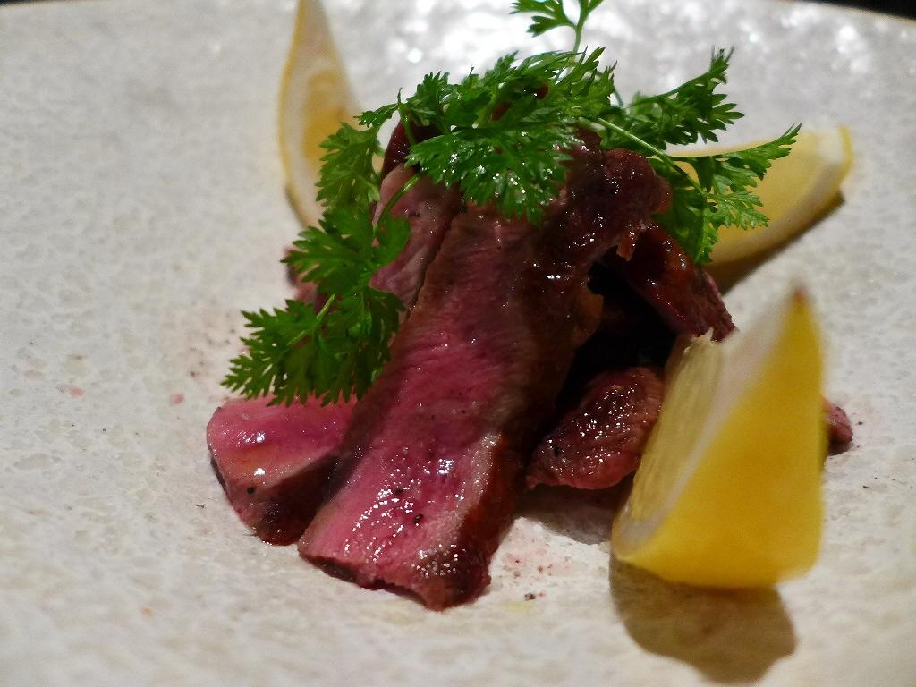 Mのディナー 居心地抜群の町家で牛タン料理の数々が楽しめます! 福島区 「牛タン べこ串」
