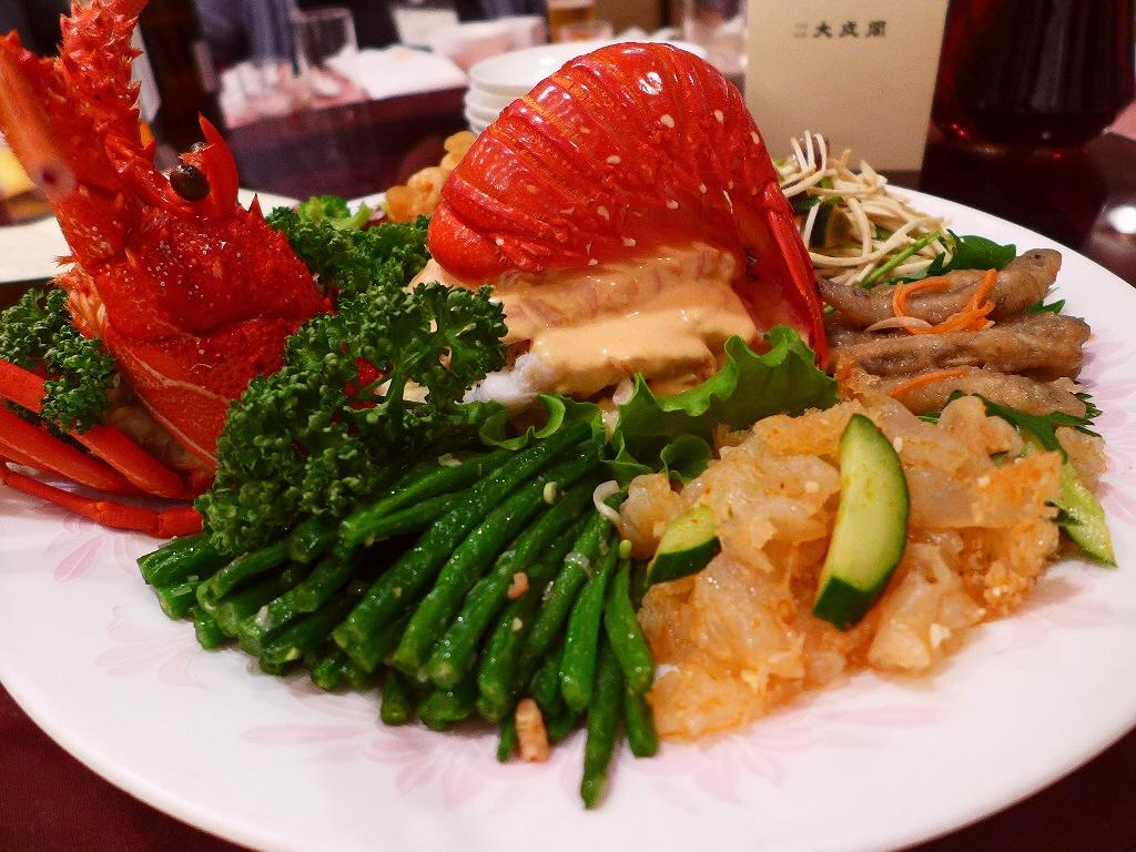 Mのディナー 第30回 関西望麺会・2015夏の陣 心斎橋 「大成閣」