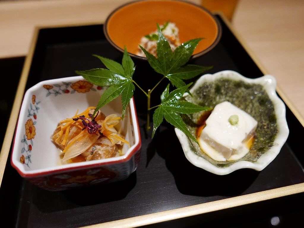 Mのディナー 予約の取れない大人気お寿司屋さんプロデュースの本格天ぷら割烹! 福島区 「天麩羅 敏」