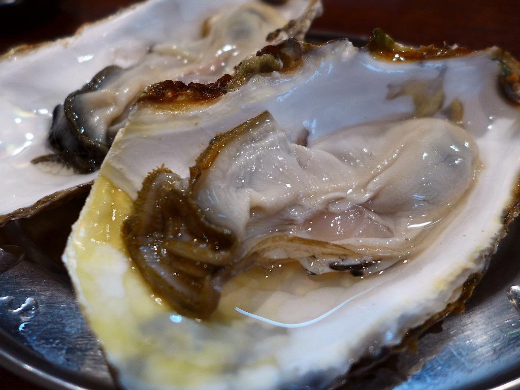 Mのディナー 何度でも食べたくなって何度食べても感動させていただけます! 阿倍野  「鉄板居酒屋 牡蠣 やまと」