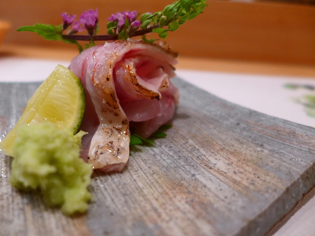 Mのディナー 極上のネタに一仕事された絶品のお寿司がリーズナブルにいただける予約困難な名店! 福島区 「敏」