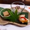 Mのディナー あまりにも満足感が高すぎるお任せコースはすべての料理に感動です! 高槻市 「料理道楽 築漸(ちくざん)」