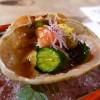Mのディナー 見事な夜景が楽しめる極上の空間で本格日本料理が楽しめます! 天満橋 「日本料理 楽待庵」