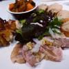 Mのディナー お肉の人気ビストロがリニューアルオープンしました! 北新地 「堂島ぶどう酒店」