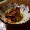 Mのディナー 関西風地焼き鰻の名店の居酒屋使いは最高です! 旭区 「魚伊 本店」