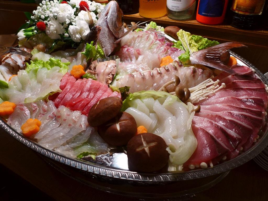 Mのディナー 江坂の名店が閉店します。またいつかどこかで必ず会いましょう! 江坂  「TABARA」