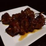 Mのディナー 美味しい牛肉と鶏肉がリーズナブルにお手軽にいただけます! 浪速区恵美須 「恵美須町 御肉」
