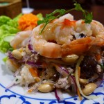Mのディナー 本格タイ料理とタイのお酒が楽しめる人気店! 西区南堀江 「MAI-THAI(マイタイ)」