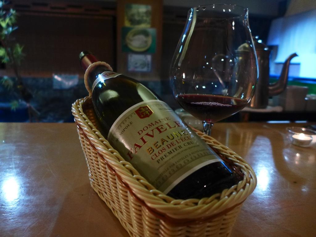 Mのディナー いけすのある妖艶な雰囲気の知る人ぞ知るワインバー! 豊中市 「Wine Bar 美音」
