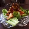 Mのディナー 鶏料理のお店で新メニューの餃子がびっくりするほど美味しいです! 福島区 「炭香T2(スミコウテツ)」
