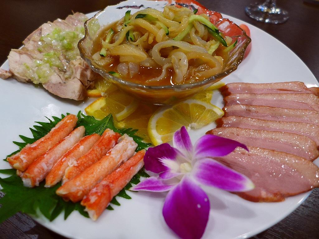 Mのディナー 住宅街で優しく上品な味わいの中華がお手軽にいただけるお店がオープンしました! 豊中市 「食彩中華 華蝶」