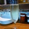 Mのディナー シュワシュワの樽生スパークリングと美味しいイタリアンと串カツがお手軽にいただけます! 梅田 「PIZZERIA & 串BAL くま食堂」