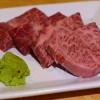 Mのディナー びっくりするほど美味しいお肉がたっぷりいただける満足感が高すぎるおまかせコース! 東心斎橋 「炭火焼肉・ホルモン じゃん」