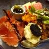 Mのディナー 美味しいイタリアンのアテがたくさん用意されたお気軽に寄れる立ち飲み屋さん! 深江橋 「立ち呑みバル シルエラ」