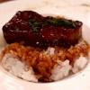 Mのディナー ホテル出身シェフによる和と洋の融合料理が楽しめます! 四ツ橋 「son-ju-cue (村塾)」