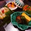 Mのディナー 最高級黒毛和牛と国産最高級松茸の超贅沢すき焼きをいただきました! 北新地 「北新地 湯木 新店」