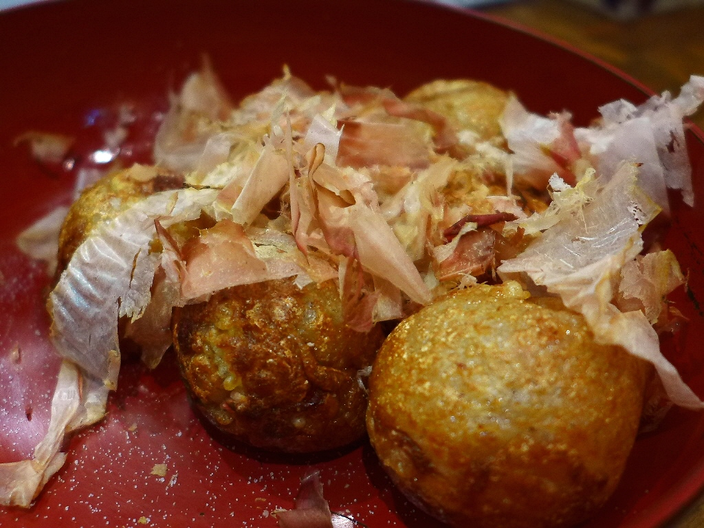 Mのディナー 美味しいたこ焼きとタコ料理と居酒屋料理がリーズナブルに楽しめる人気店! 福島区 「多幸屋」