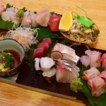 Mのディナー 鮮度抜群の魚の品揃えと料理メニューの多さにびっくりの知る人ぞ知る名居酒屋! 東三国 「漁菜 克献」