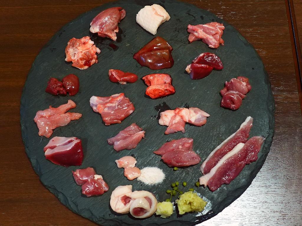 Mのディナー 鮮度抜群の鴨肉を使った様々な料理がお手軽にいただけます! 天神橋5 「天満鴨バル ねぎま」
