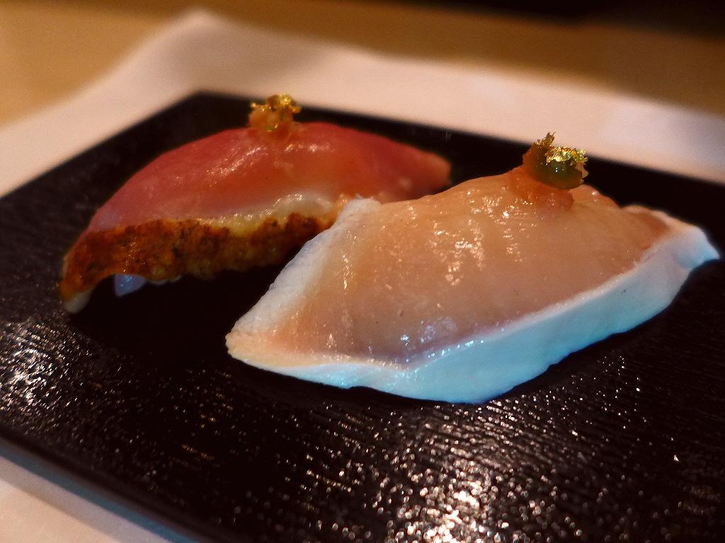 Mのディナー 高級地鶏の大和肉鶏のコースは満足感が高すぎます! 北新地 「鶏割烹 ならや」