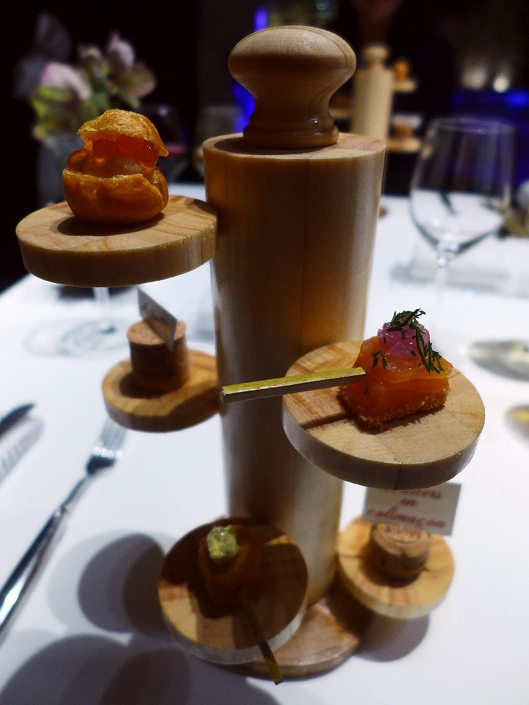 Mのディナー 上質の空間で心地よいサービスとともに正統派の料理がいただける神戸の老舗フレンチ! 神戸市灘区 「オーベックファン神戸」