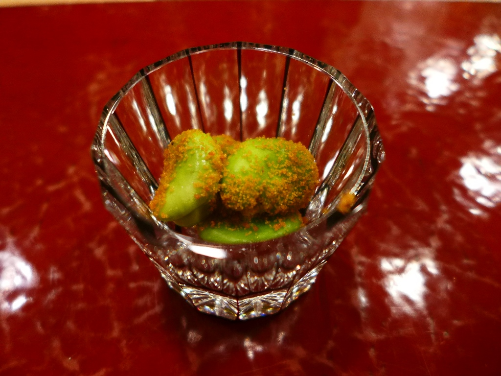 Mのディナー 旬の食材で和の神髄を楽しませていただける隠れ家割烹 西天満 「松弥」