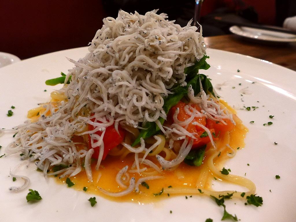 Mのディナー お洒落で居心地抜群の空間でお手軽に本格イタリアンがいただけます! 江坂 「ラッポルティ 江坂店」