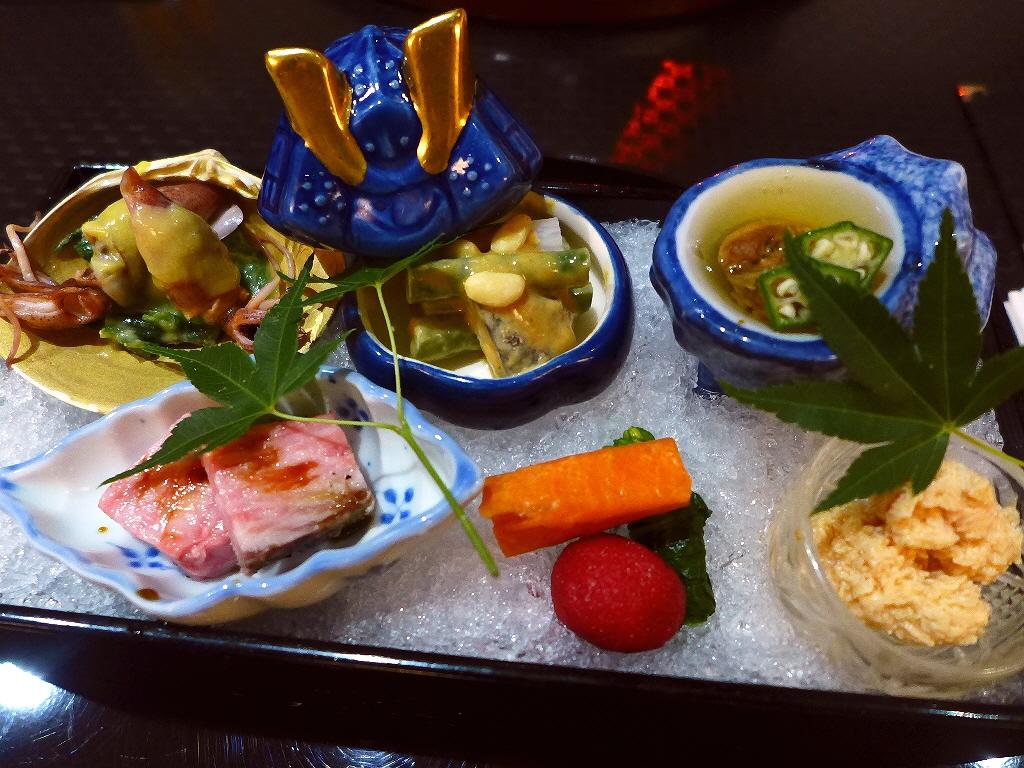 Mのディナー 高級割烹でいただく花山椒入りのすき焼きは感動的な美味しさです! 北新地 「北新地 湯木 本店」