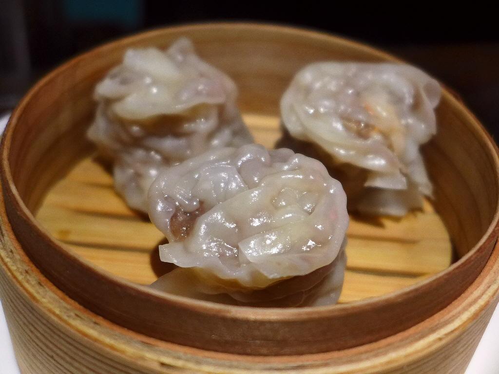 Mのディナー 大阪の老舗中華の流れを汲む絶品焼売がいただけます! 福島区 「路地裏チャイニーズ 有馬」