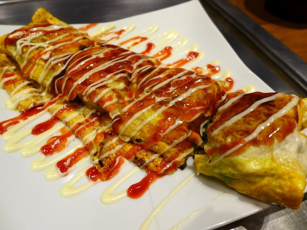 Mのディナー 新大阪で凄まじく繁盛している大阪を代表するお好み焼き屋さんに初めて行ってきました! 新大阪 「めっせ熊 新大阪店」