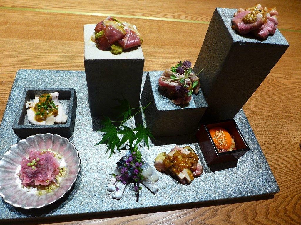 Mのディナー 鴨料理と醸し料理とお蕎麦が絶品の素晴らしいお店がオープンします! 吹田市千里山西 「鴨と醸し 鼓道」