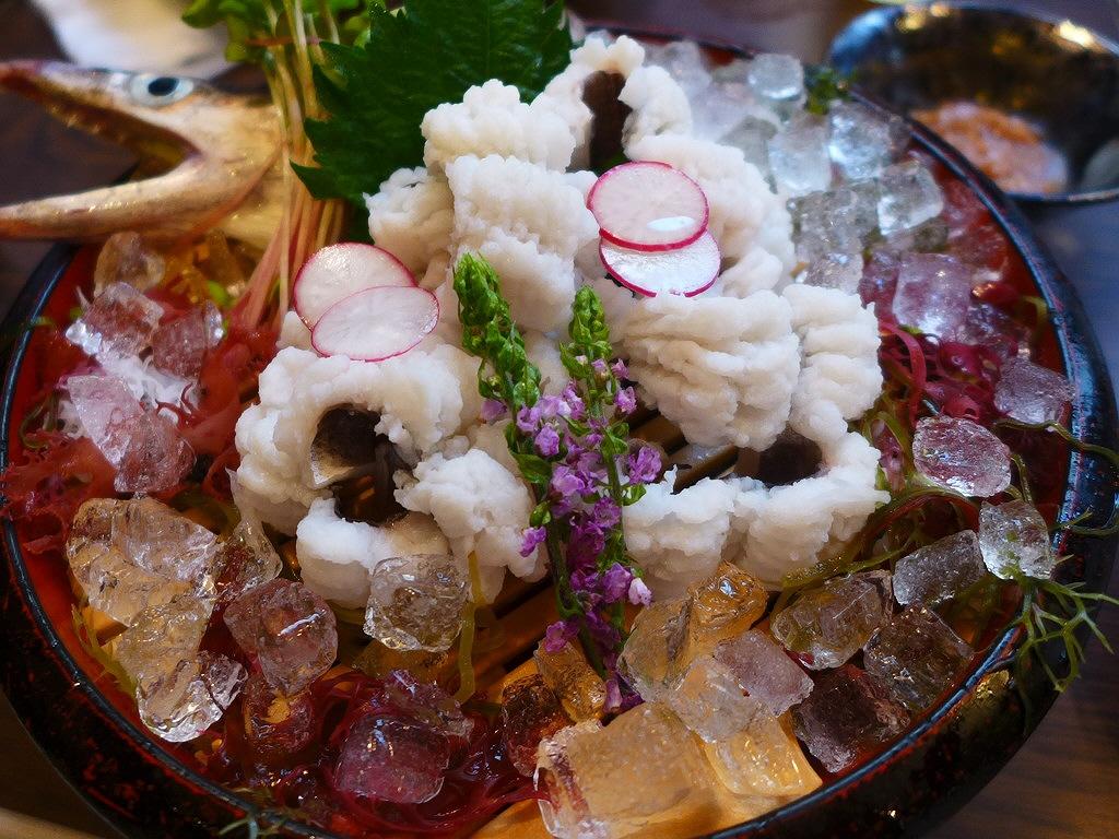 Mのディナー 大好きなうどん屋さんの絶品鱧のフルコースは満足感が高すぎます! 北区豊崎 「情熱うどん 讃州」