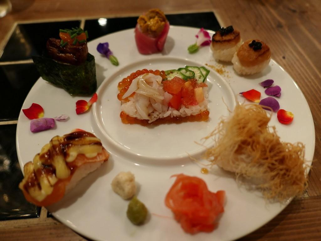 Mのディナー 和とフレンチが見事に融合した絶品料理の数々に感動させていただけます! 四ツ橋 「son-ju-cue (村塾)」