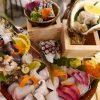 Mのディナー 魚屋さんを併設した鮮度抜群の魚介類がリーズナブルにいただける居酒屋がオープンします! 天満 「マル長鮮魚店」