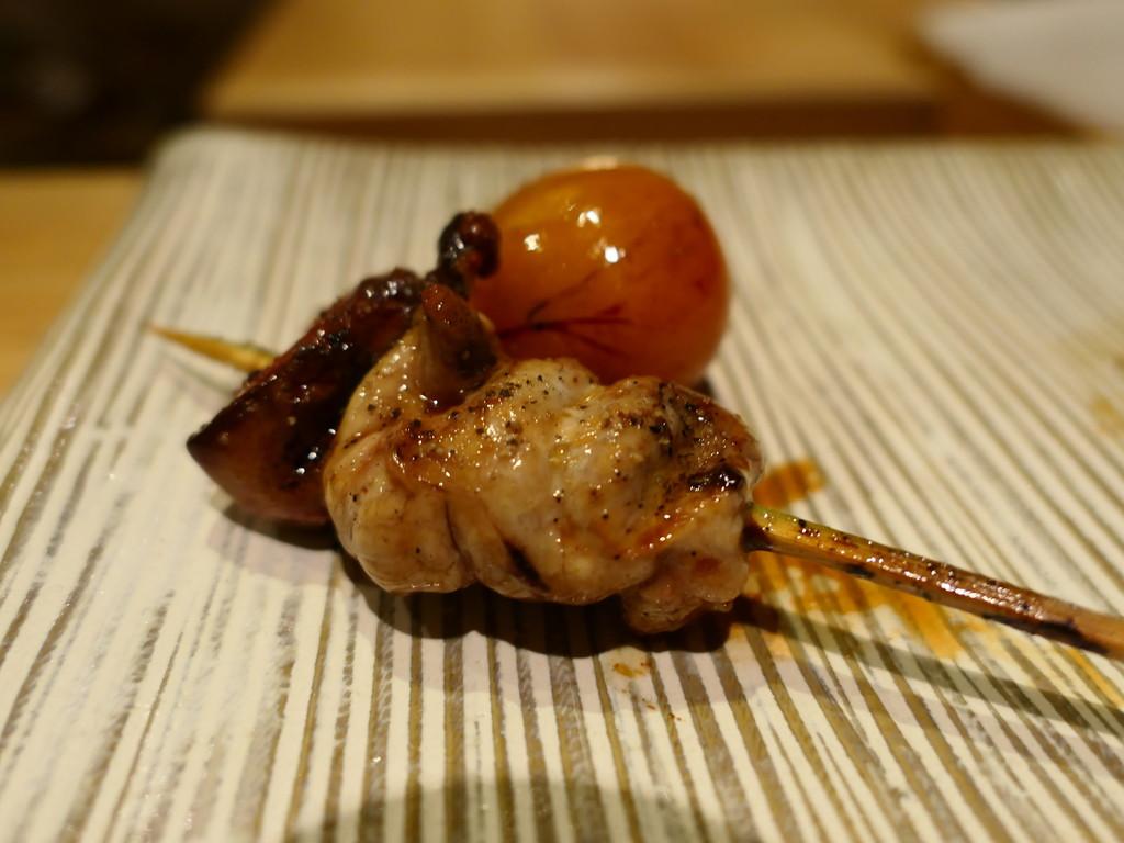 Mのディナー 技が冴えまくる絶品の焼鳥と一品料理に心から感動をさせて頂けます! 福島区 「いし井」