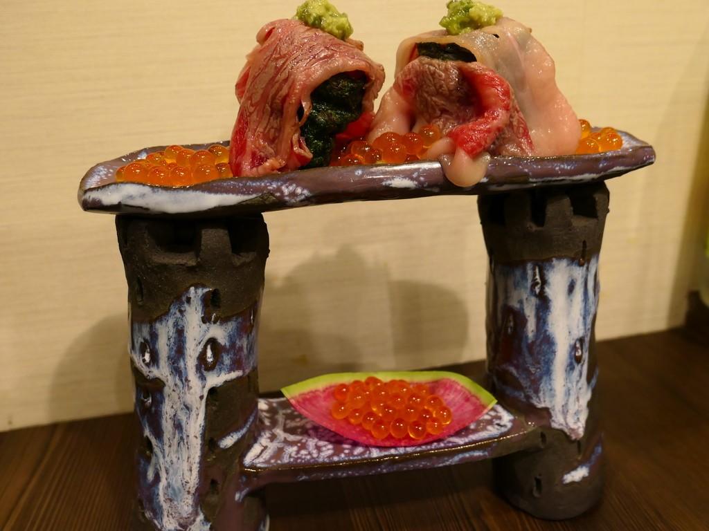 Mのディナー 美味しくてフォトジェニックな料理が満載の裏天満の大人気居酒屋! 北区池田町 「裏天満 こばちや」