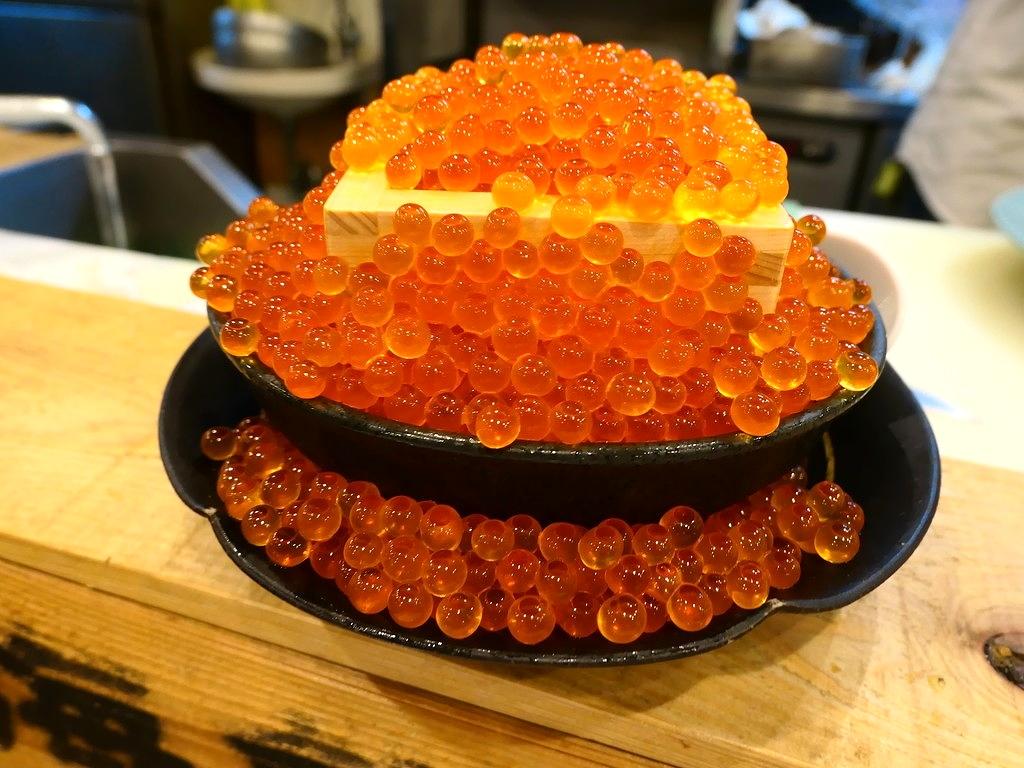 Mのディナー 楽しくてお値打ちすぎる『超ごちそうセリ市祭』で大いに盛り上がりました! 天神橋5 「海鮮居酒屋 天満産直市場」