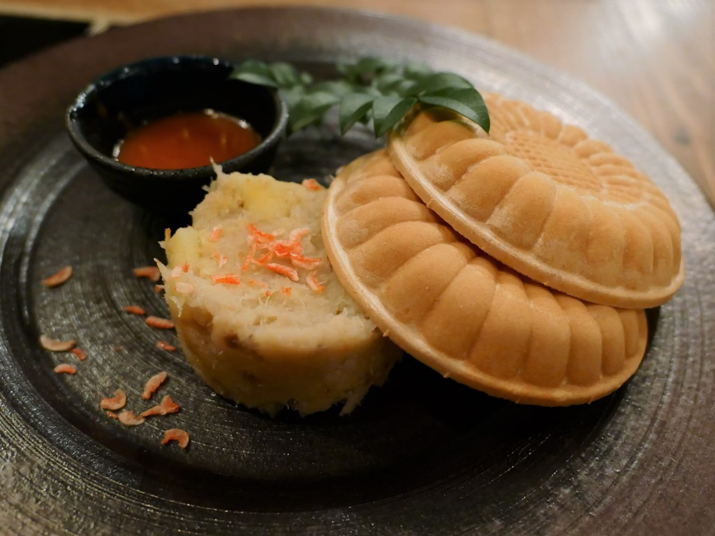 Mのディナー ホテル出身シェフの抜群のセンスによる和とフレンチが見事に融合した絶品料理がお手軽にいただけます! 四ツ橋 「son-ju-cue (村塾)」