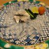 Mのディナー ミナミのふぐの老舗の姉妹店は1年中美味しいふぐ料理とお値打ちの魚介料理がいただけます! 難波千日前 「治兵衛 なんば駅東店」