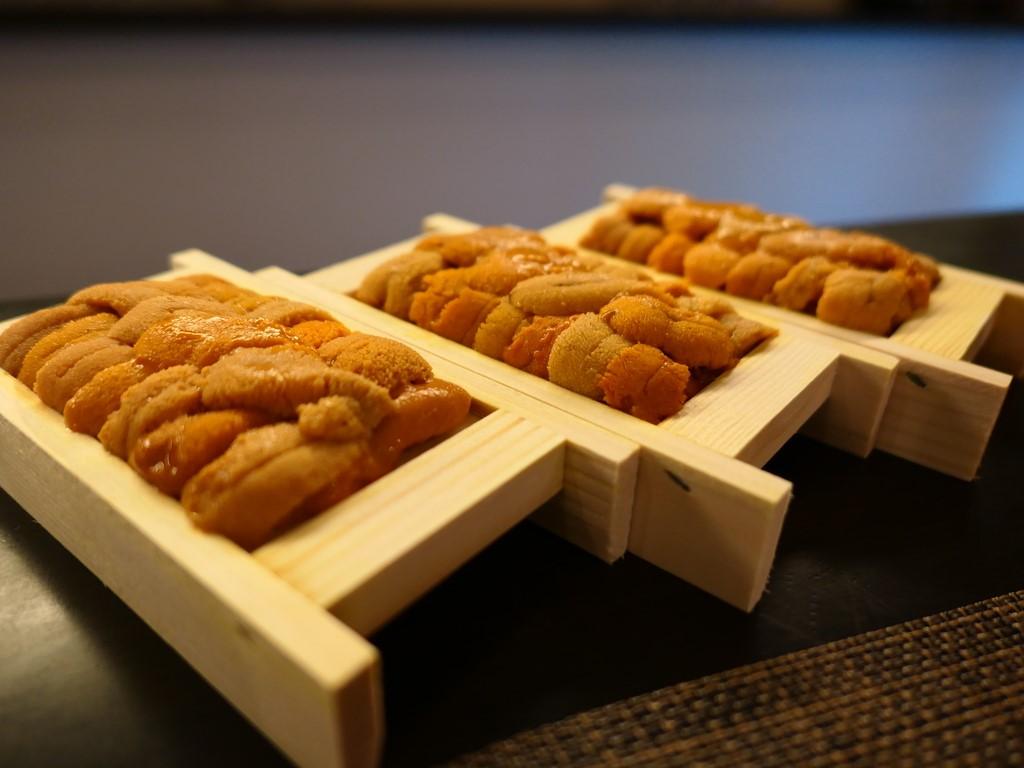 Mのディナー 住所電話番号非公開の完全隠れ家の日本酒バーでレアな日本酒と絶品料理を堪能しました! 大阪市内某所 「Mっ邸」