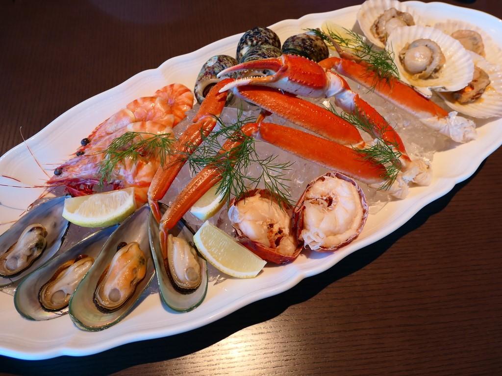 Mのディナー 抜群の眺望の雰囲気抜群のホテルのレストランでハイクオリティなアラカルト料理がいただけます! スイスホテル南海大阪 「Tavola36(タボラサーティシックス)」