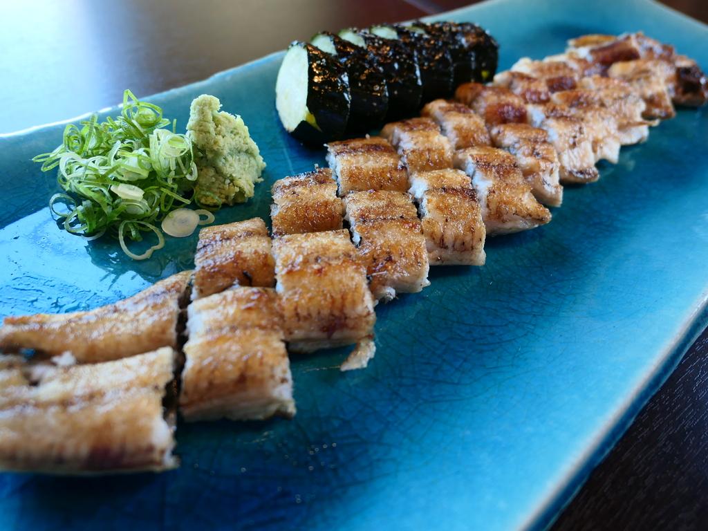 Mのディナー 本格的な鰻料理をはじめとして様々な季節の素材の絶品料理がいただけるお気に入りのお店! 高槻市 「旬菜旬魚 きくの」
