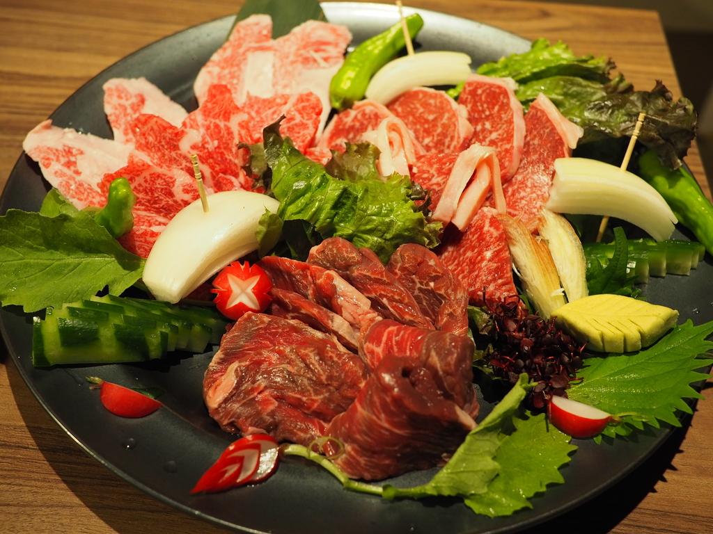 Mのディナー 全席個室でゆったりとリーズナブルに焼肉がいただけます! 堺市 「個室肉処 武苑」